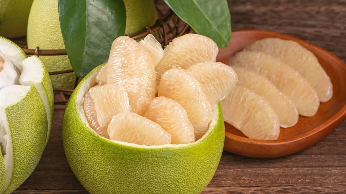 Táo và bưởi - Những loại trái cây có lượng calo cực kỳ thấp