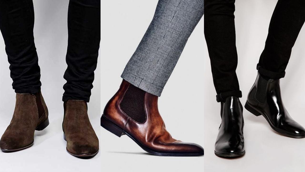 Boots sẽ giúp bạn tăng thêm khoảng 2.5-5cm nhờ phần đế cao