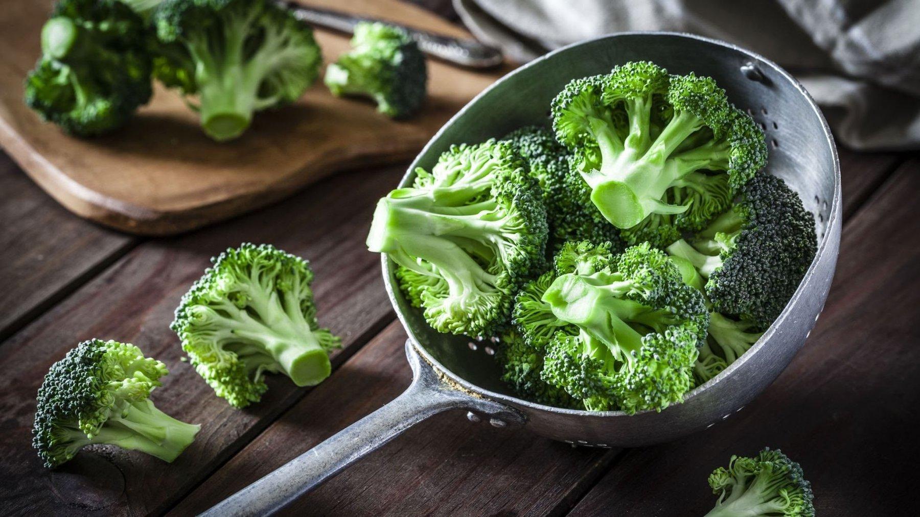 Bông cải xanh giúp tăng cường hệ miễn dịch