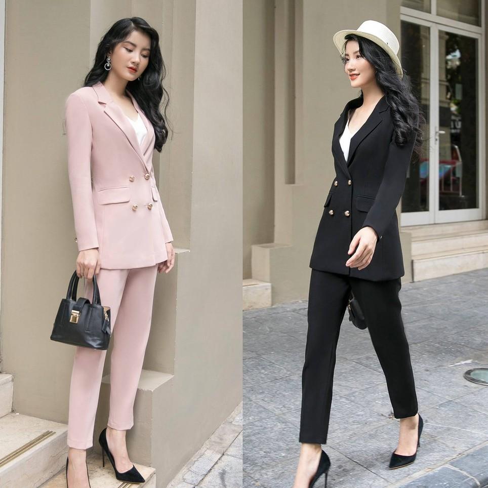 Màu sắc, kiểu dáng áo vest cần đạt tiêu chuẩn lịch sự.