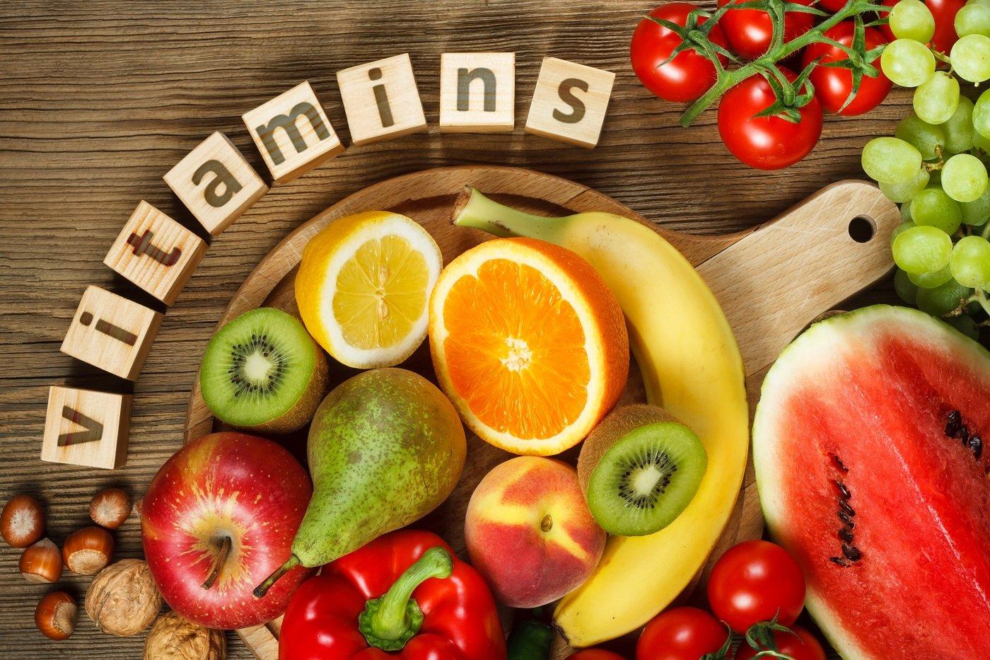 Dinh dưỡng phòng bệnh mùa hè - Bổ sung vitamin đầy đủ