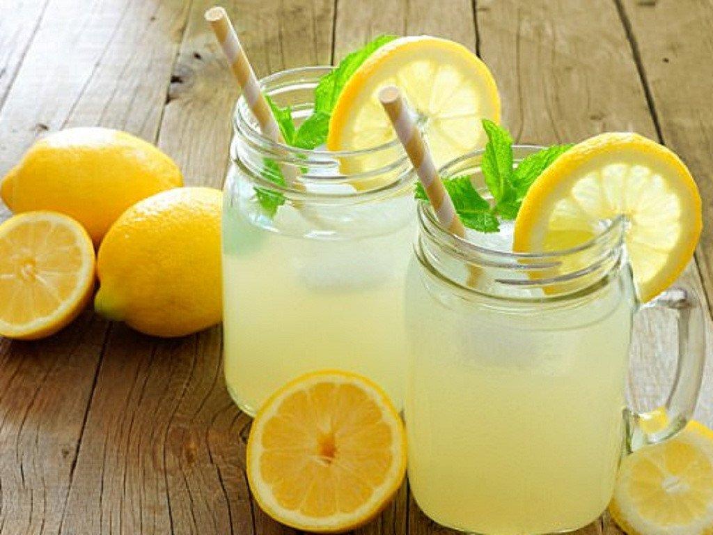 Nước chanh - Thực phẩm mùa hè tuyệt vời