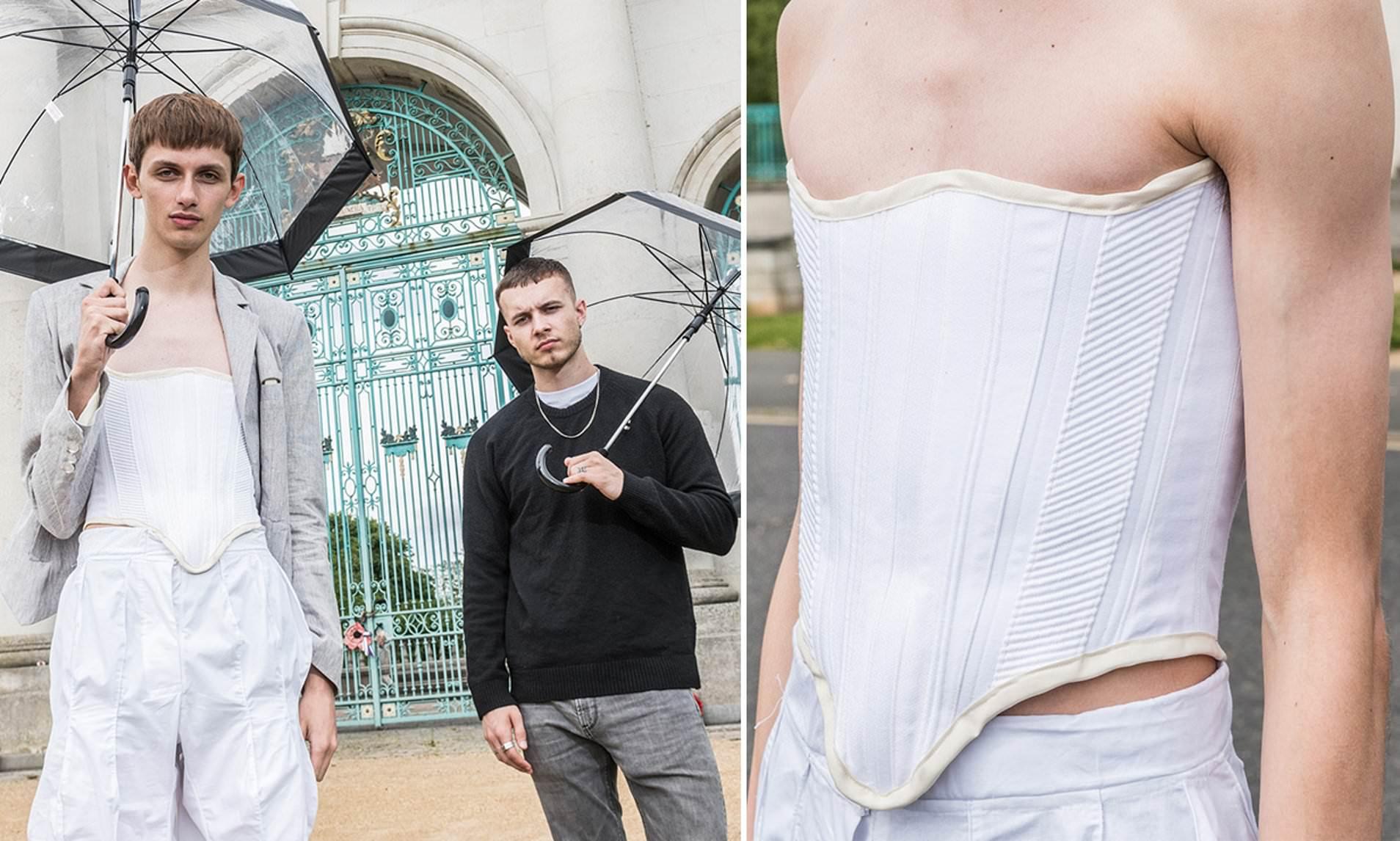 Lí do ngày càng nhiều người ưa chuộng mặc corset