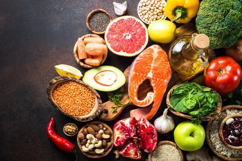 Nhiều loại thực phẩm có thể đốt cháy chất béo