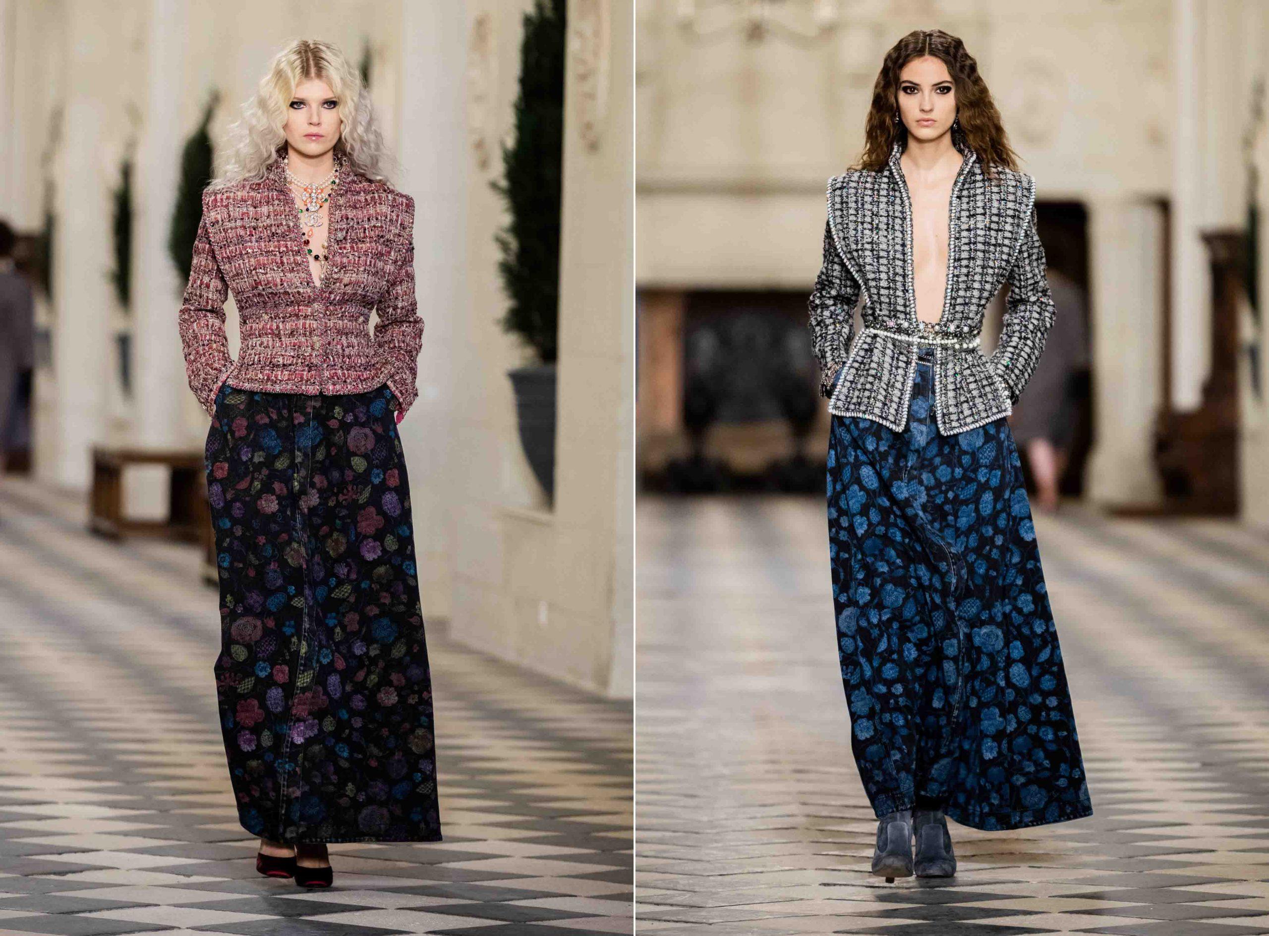 Điểm nổi bật trong bộ sưu tập Chanel Métiers d'Art 2021