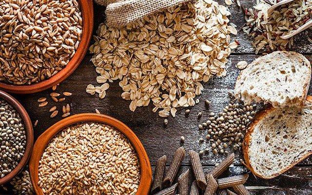 Đậu và ngũ cốc nguyên hạt