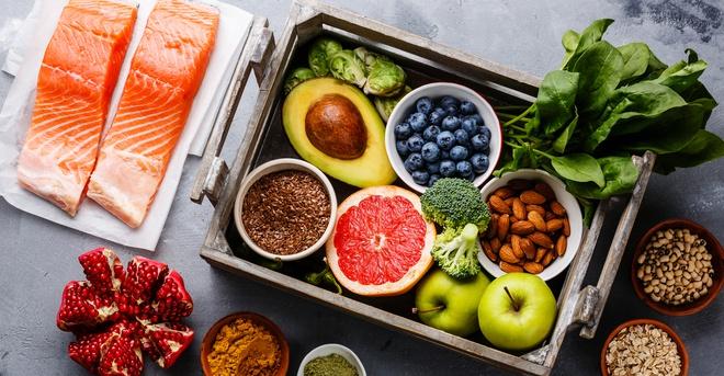 Giữ dáng cùng chế độ ăn kiêng Địa Trung Hải