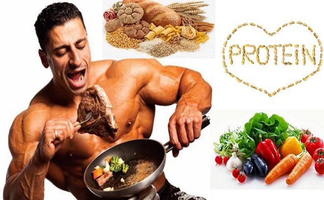 Người tập gym mỗi ngày cần bao nhiêu protein