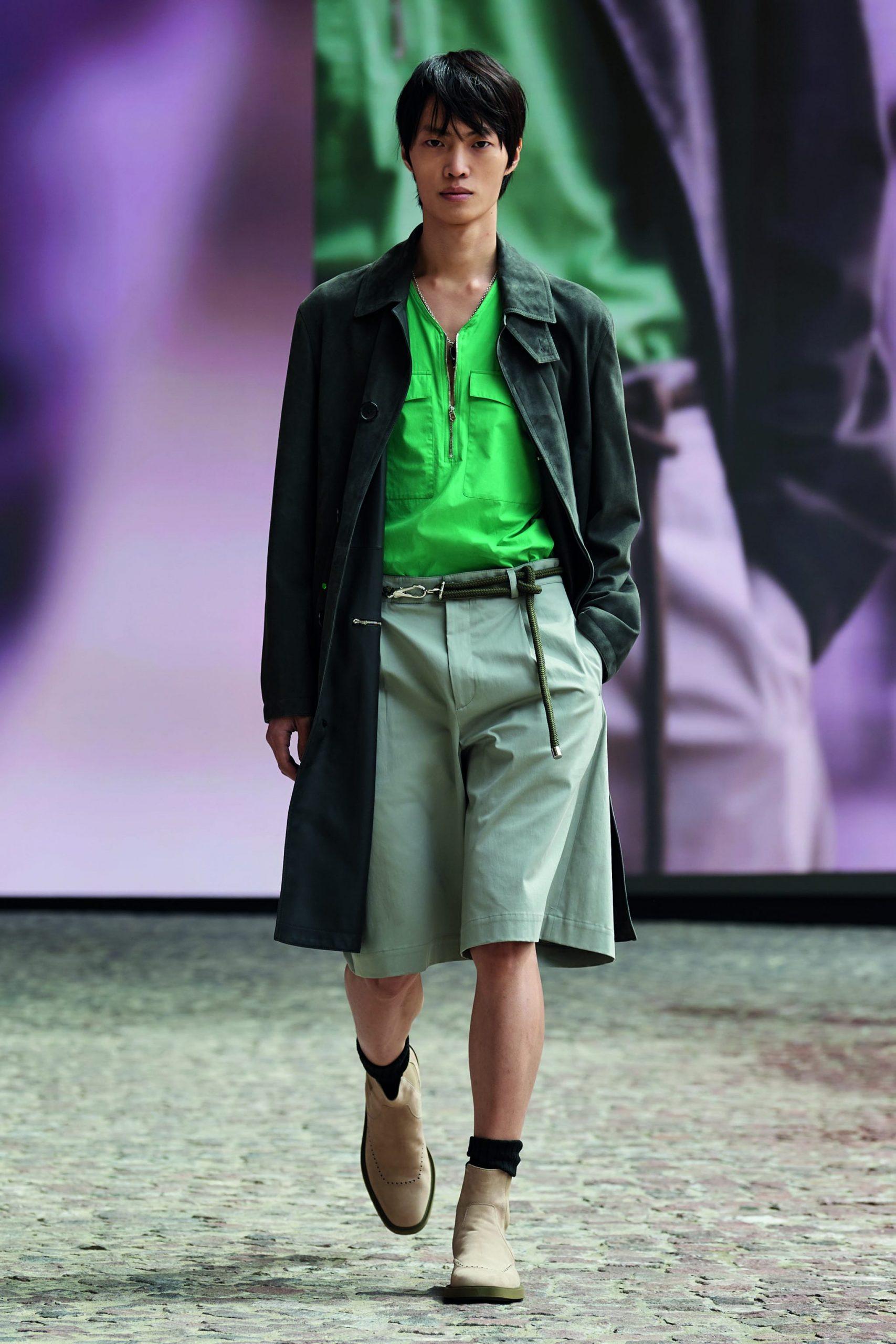 Bộ sưu tập Hermès Xuân - Hè 2022 mang cảm giác nhẹ nhàng, thư thái và tự do