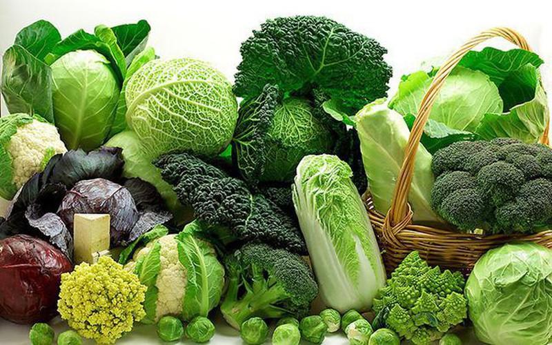 Sai lầm 1 Không ăn rau xanh