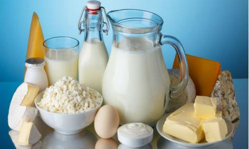 Sản phẩm bơ sữa ít béo