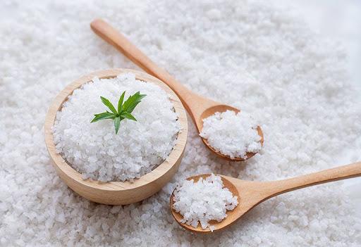 Sử dụng muối