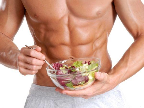 Tuân thủ nguyên tắc ăn uống để có cơ bụng 6 múi