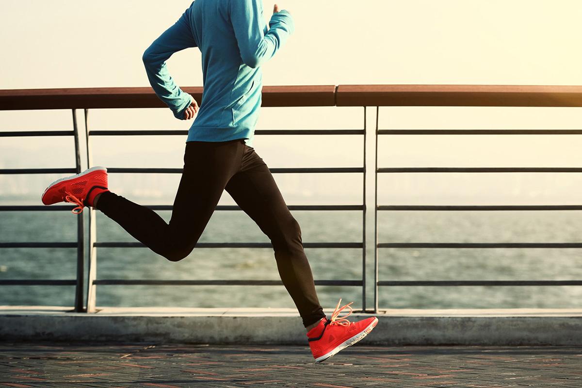 Vận động viên chạy nhanh hơn bằng chế độ ăn kiêng
