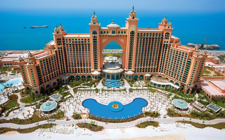 Khách sạn Atlantis the Palm Dubai