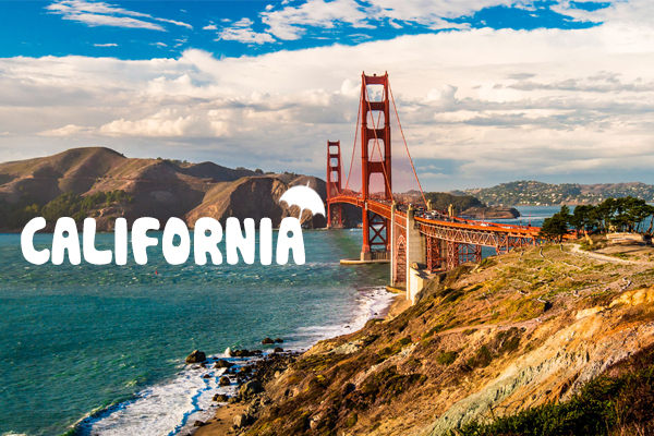 Du lịch California mùa nào đẹp?