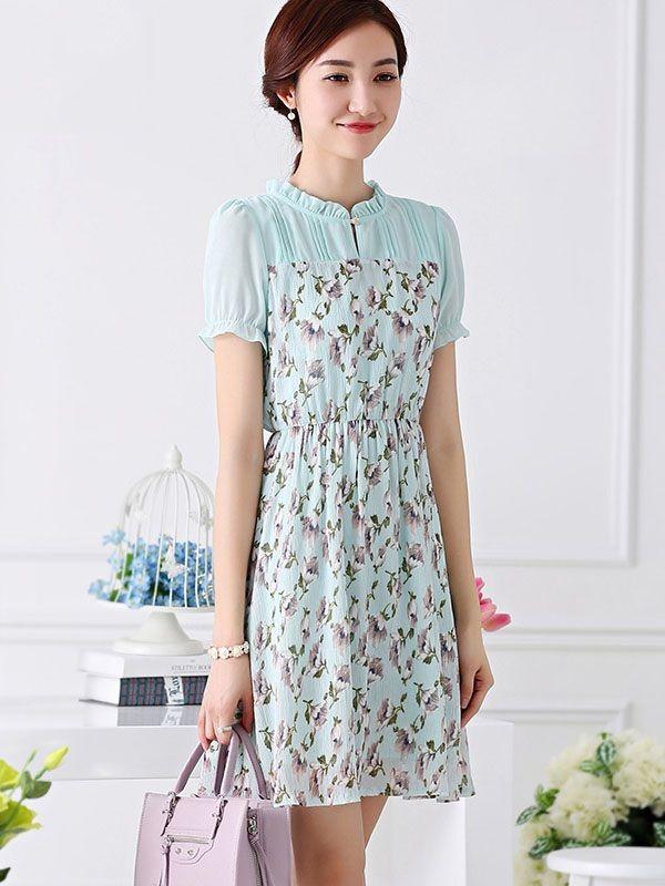 Váy voan bèo nhún hợp với không khí sang trọng của tiệc cưới