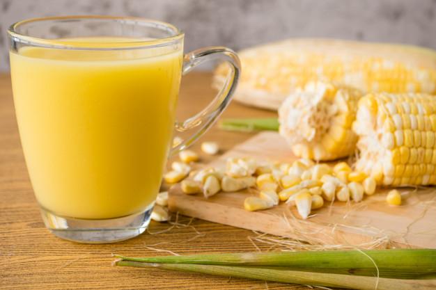 Cách làm món sữa bắp nước cốt dừa
