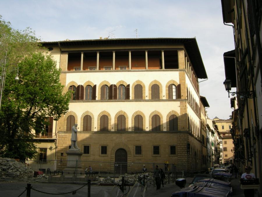 Cấu trúc của tòa nhà là cầu nối giữa hiện thực văn hóa và lịch sử