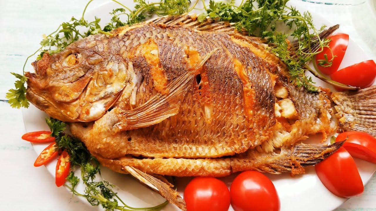 Món cá rán giòn