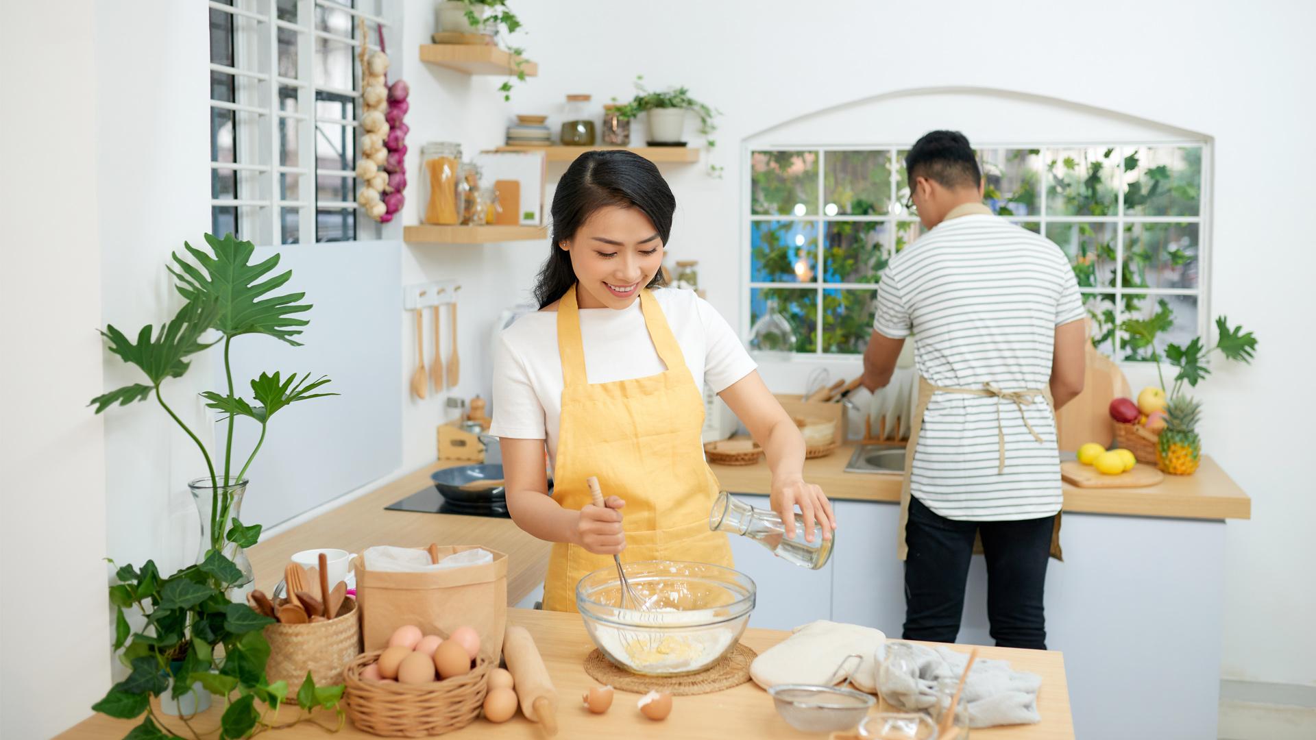 Cách nấu các món ăn trong thực đơn