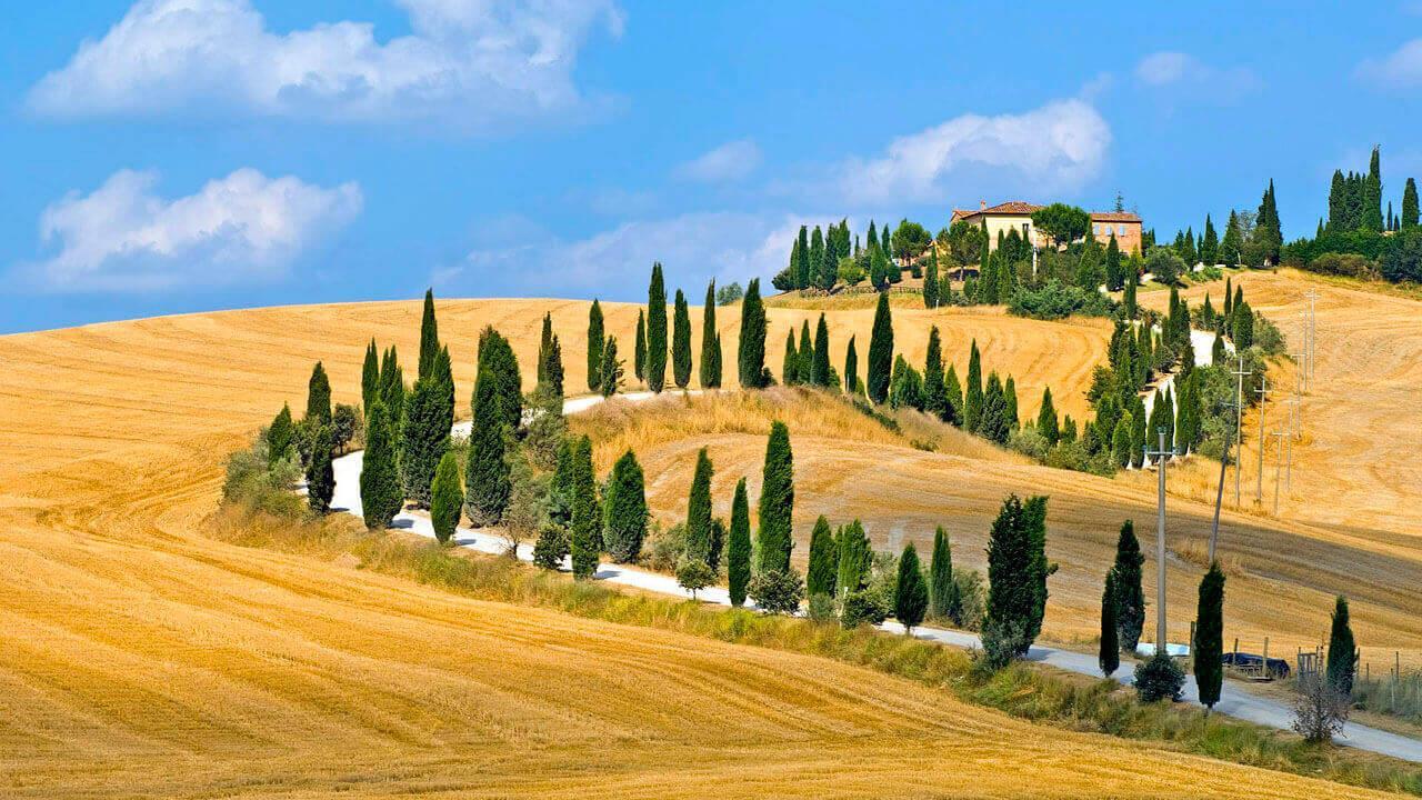 Du lịch tại Tuscany