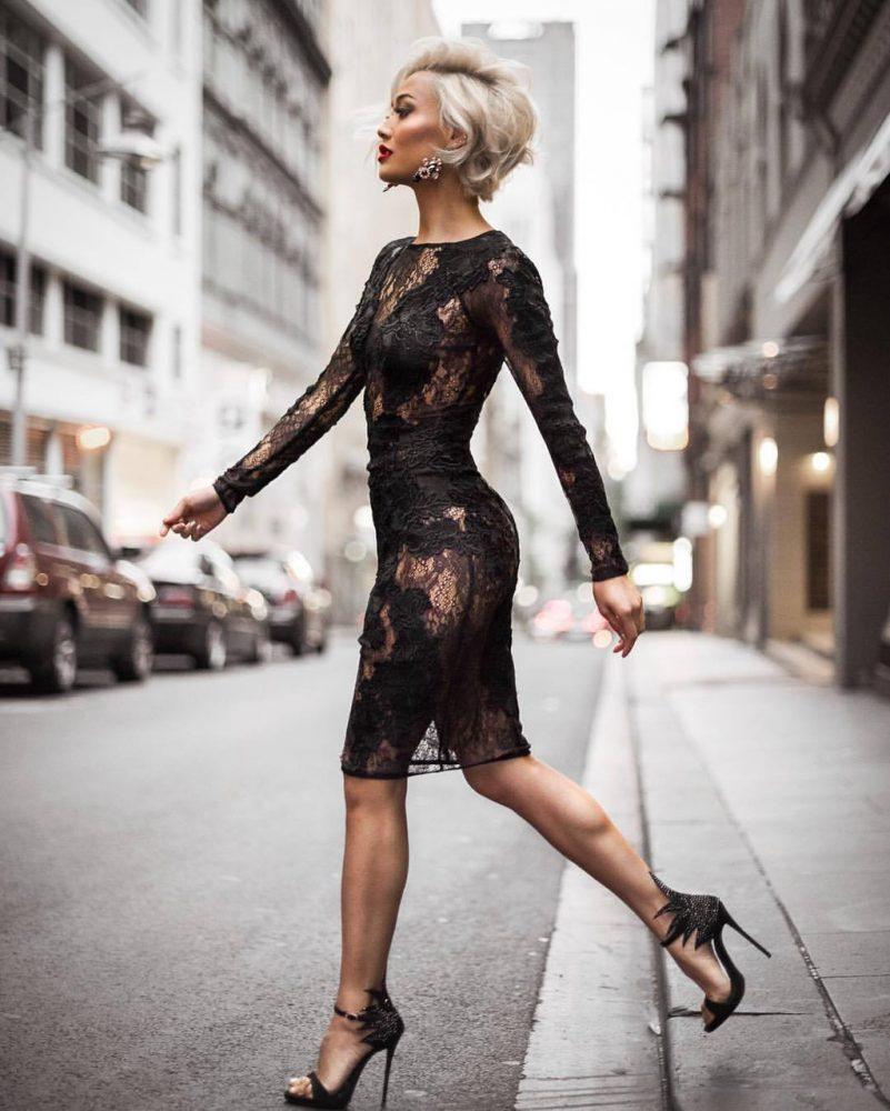 5 quy tắc khi diện váy