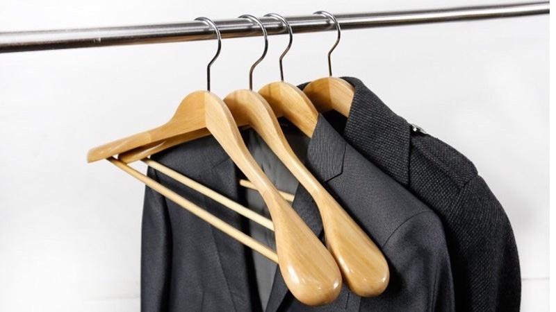 Lựa chọn móc phù hợp cho từng loại quần áo