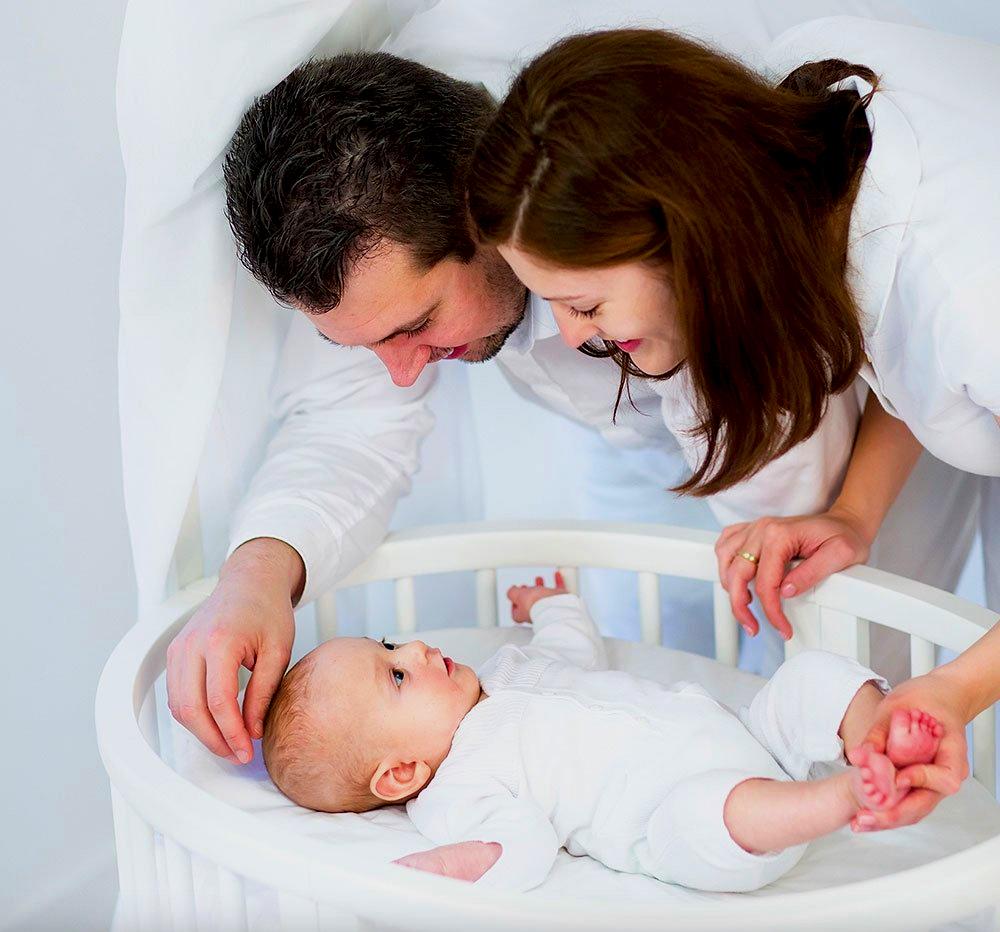 Cách các mẹ đặt bé ngủ sao cho đúng