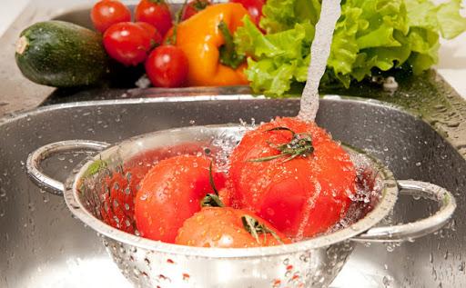 Các loại thực phẩm cần rửa