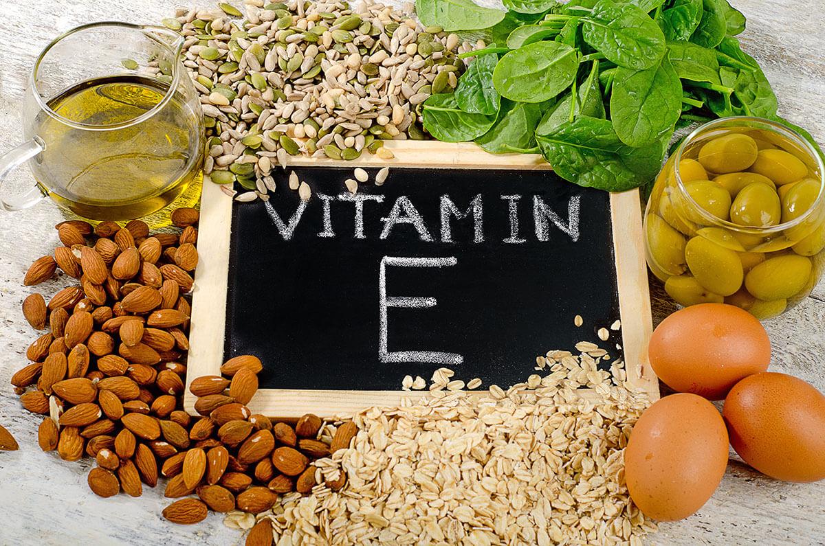 Những lợi ích mà vitamin E mang lại cho trẻ em